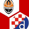 Spielschema | Schachtar Donezk - Dinamo Zagreb 2:2 | Vorrunde, 3. Spieltag | Champions League 2019/20