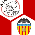 Spielschema | Ajax Amsterdam - FC Valencia 0:1 | Vorrunde, 6. Spieltag | Champions League 2019/20