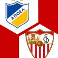 Liveticker   APOEL Nikosia - FC Sevilla 0:0   Gruppenphase, 6. Spieltag   Europa League 2019/20