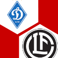 Spielschema | Dynamo Kiew - FC Lugano 1:1 | Gruppenphase, 6. Spieltag | Europa League 2019/20
