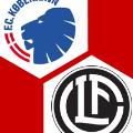 Spielschema | FC Kopenhagen - FC Lugano 1:0 | Gruppenphase, 1. Spieltag | Europa League 2019/20