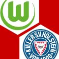 Spielschema | VfL Wolfsburg - Holstein Kiel 1:1 | KW 41 2019 | Fußball-Vereine Freundschaftsspiele 2019/20