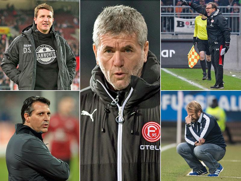 2 Liga 18 Vereine 26 Trainer 2 Bundesliga Bildergalerie Kicker