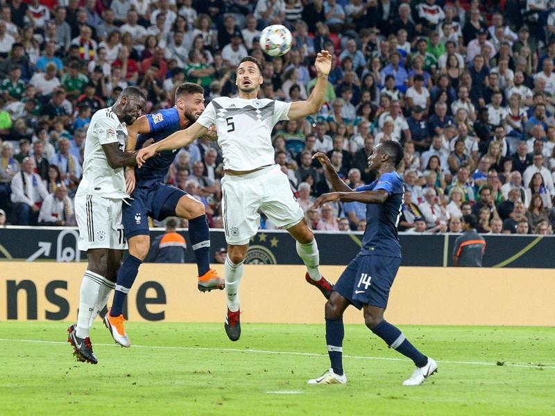 Deutschland Frankreich Kicker