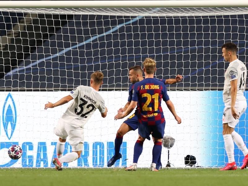 Liveticker Fc Barcelona Bayern Munchen 2 8 Viertelfinale In Lissabon Champions League 2019 20 Kicker