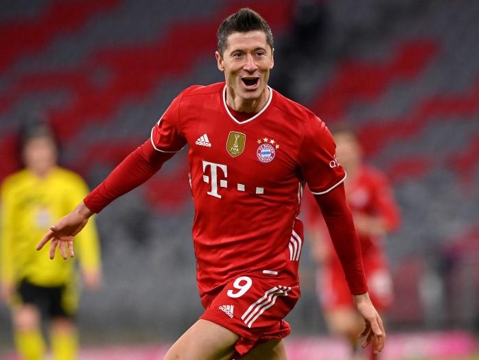 Liveticker Bayern Munchen Borussia Dortmund 4 2 24 Spieltag Bundesliga 2020 21 Kicker