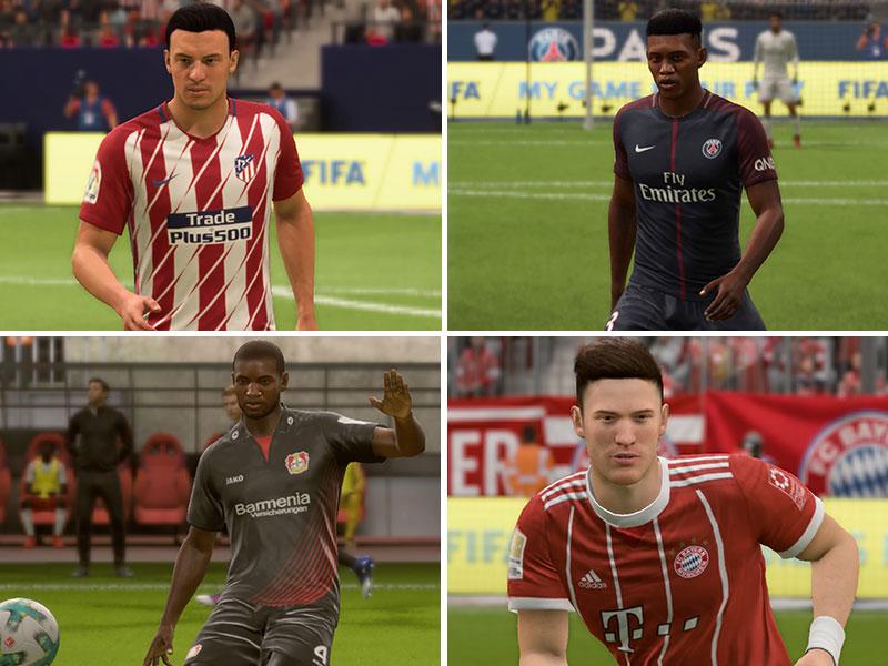 Fifa 18 Sturm Talente