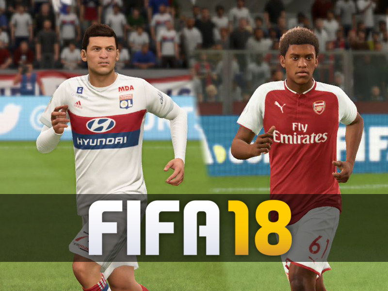 Fifa 18 Talente Mittelfeld