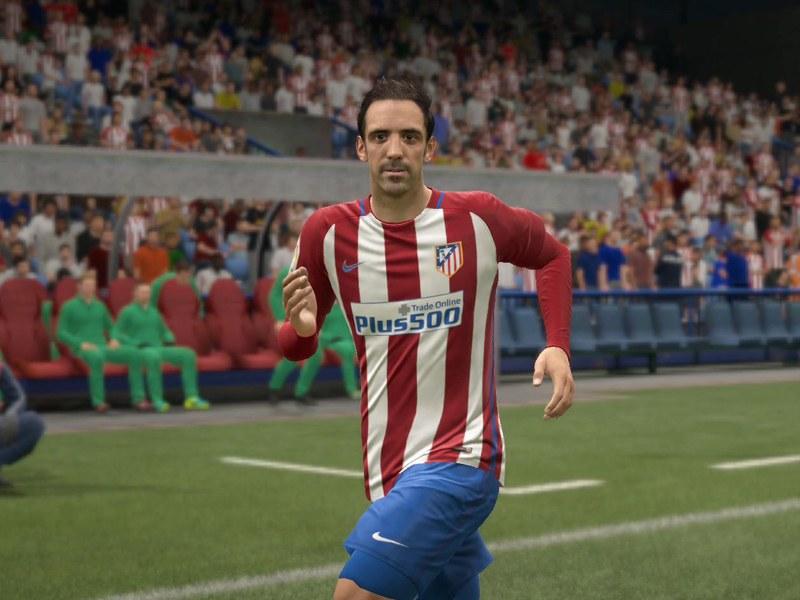 Atlético Madrid Aufstellung