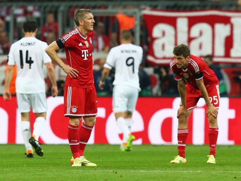Bayern Real Anpfiff