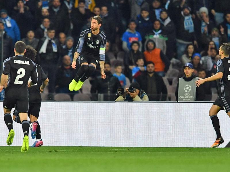 Real Madrid Gegen Neapel