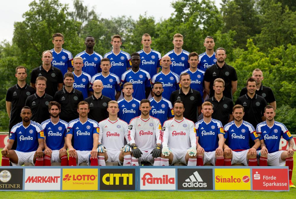 Holstein Kiel Kader 3 Liga 2016 17 Kicker