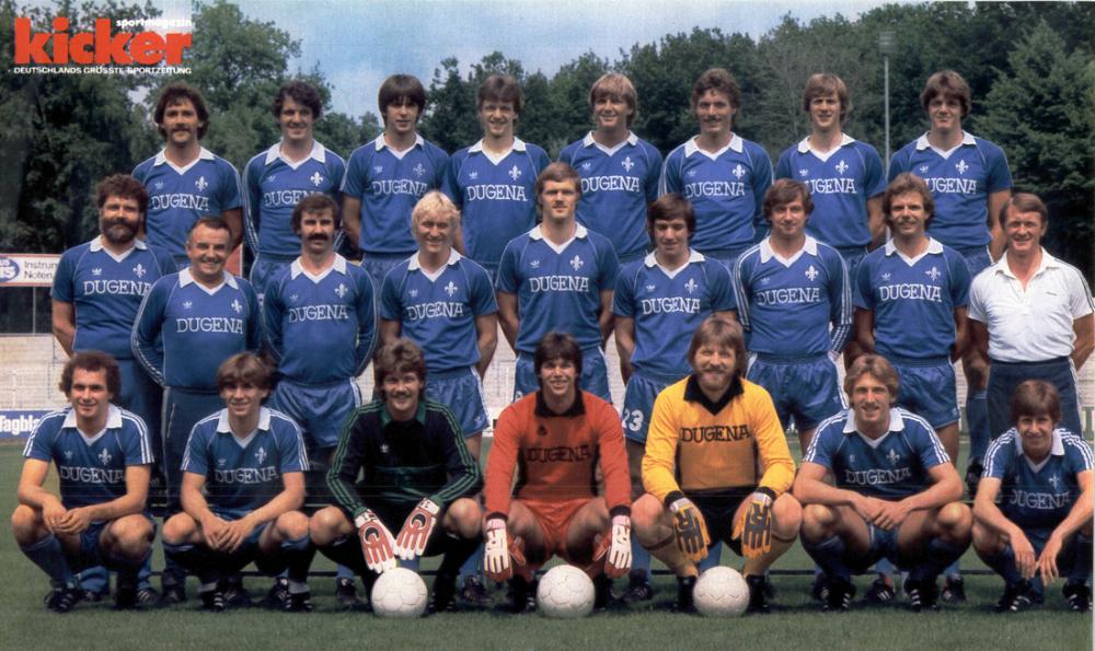 Spieler Darmstadt 98