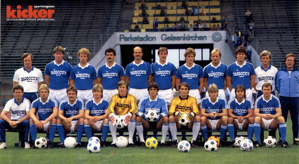 Schalke 04 Kicker