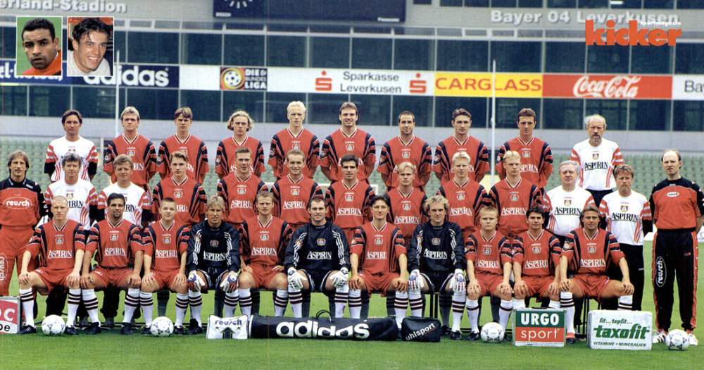 Leverkusen Kader