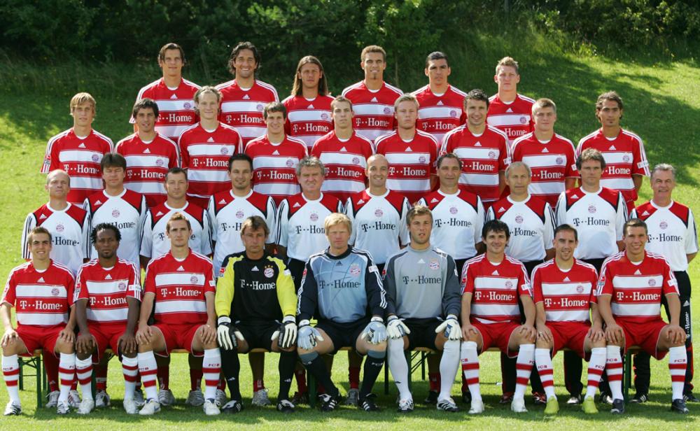 Bayern Kader 2006