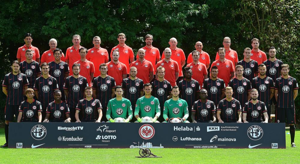 Kader Eintracht Frankfurt