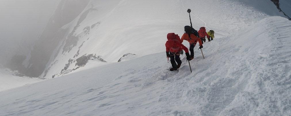 #project360 von Mammut: Mont Blanc