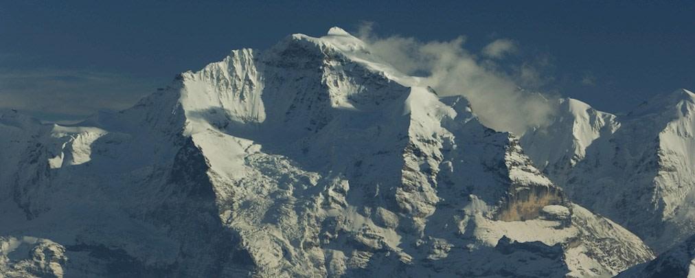 Vor 210 Jahren: Erstbesteigung der Jungfrau
