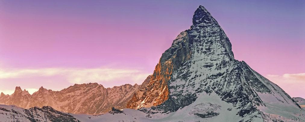 An einem Tag vier Mal Matterhorn!