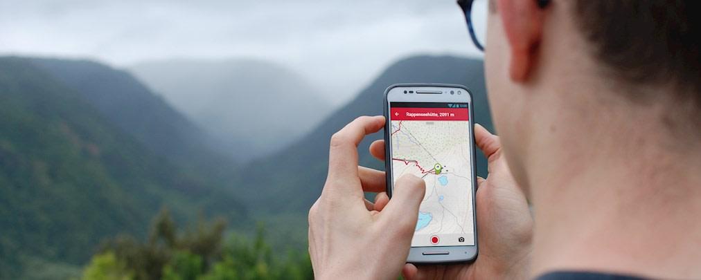 Interaktive Guides von Rother fürs Smartphone