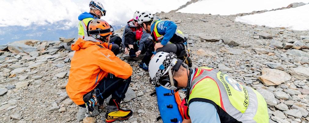 Know-how: Erste Hilfe am Berg