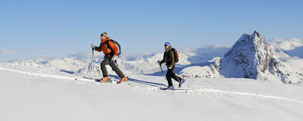 So gelingt der Einstieg ins Skitourengehen!