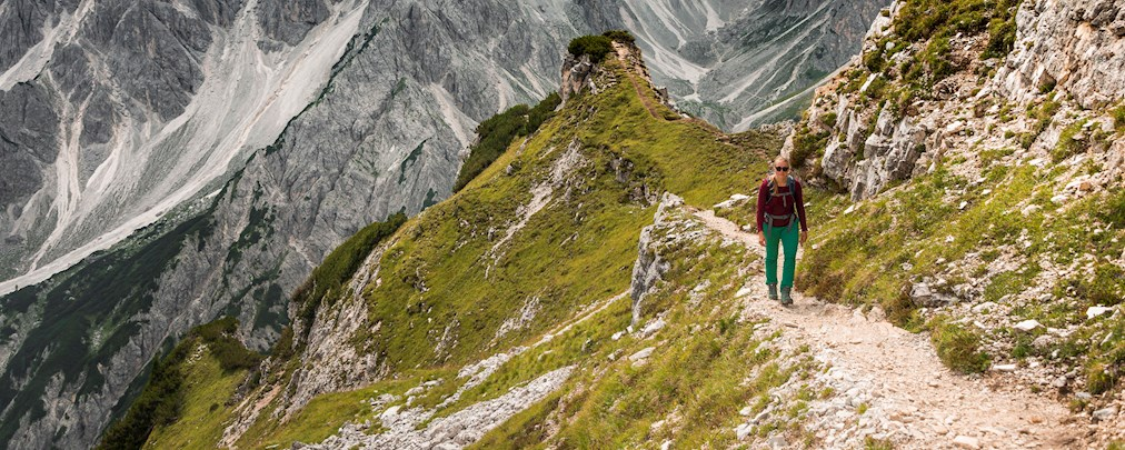 Bergwandern, Wandern, Checkliste, Packliste