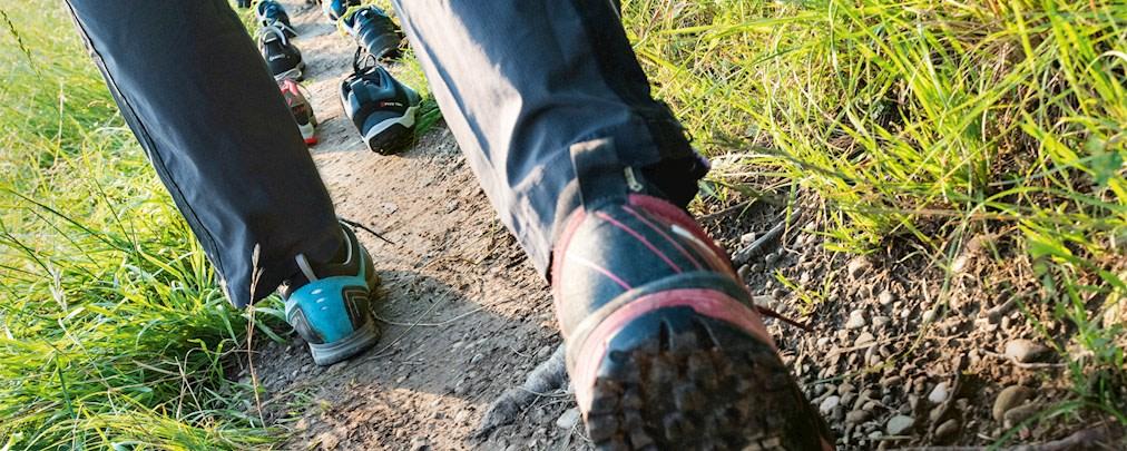 Im Test: Zehn Approach-Schuhe