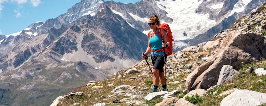 Rund ums Matterhorn: Die GPS-Tracks der November-Ausgabe
