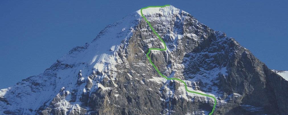 Eiger-Nordwand: Wie lange dafür trainieren?
