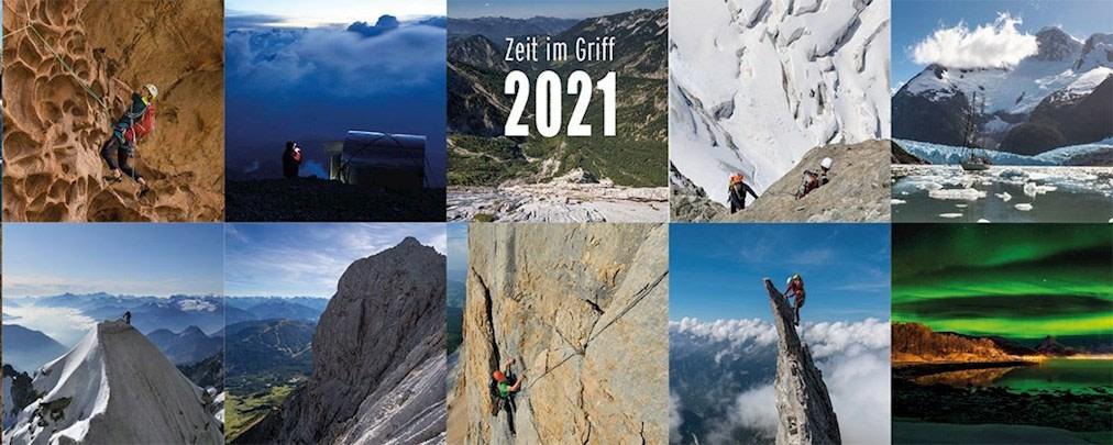 """Kalender 2021: """"Zeit im Griff"""" von Ralf Gantzhorn"""