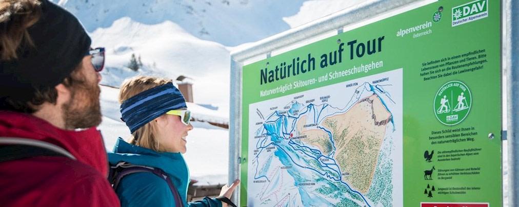 Corona-Winter: DAV richtet Appell an alle Bergsportler