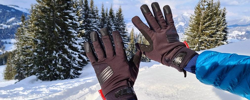 Test: Chiba Thermo X-Cross Handschuhe