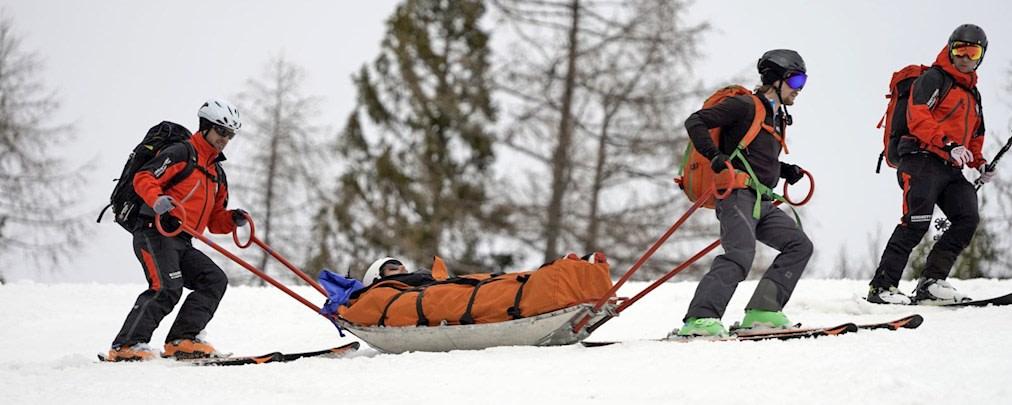 Wintersaison 2020/21: Weniger Alpinunfälle in Österreichs Bergen.