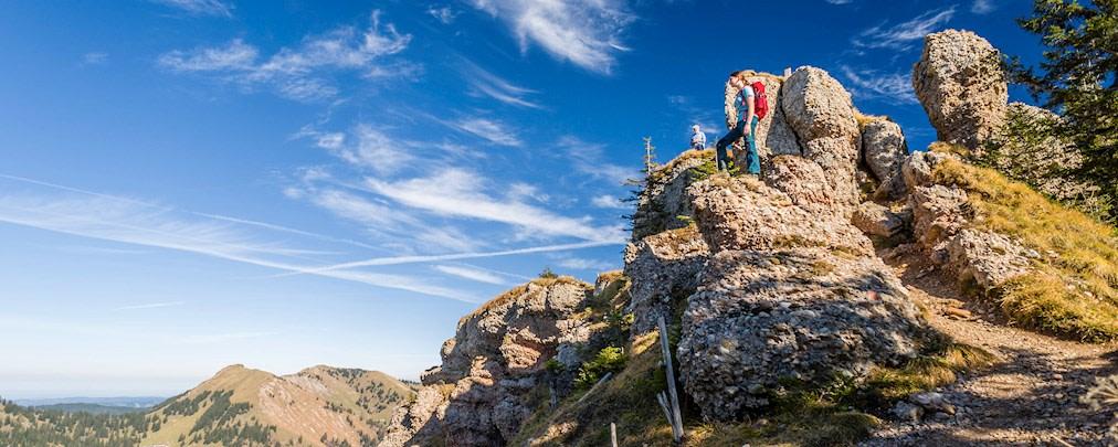 Das große ALPIN-Quiz zu Wanderwegen in den Alpen