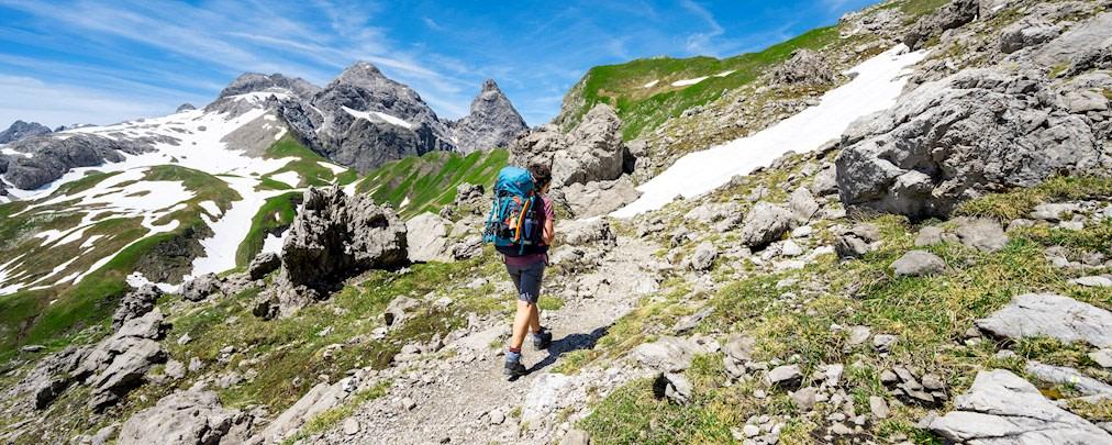 Kann man bei einer Wanderung in den Alpen ein Höhenödem bekommen?