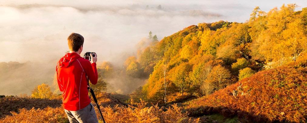 Fotografieren im Herbst: So gelingen euch die besten Bilder