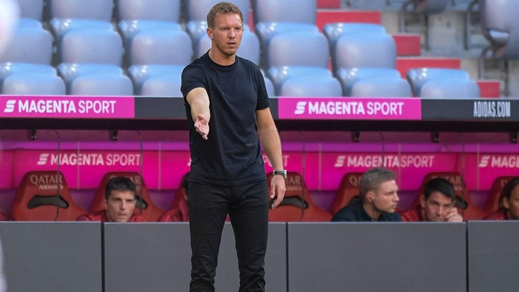 "Nagelsmann bemängelt ""Torgefahr aus dem Spiel"""