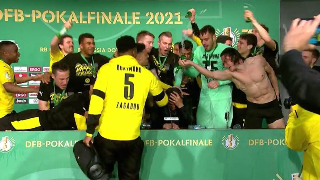 Dfb Pokal Finale 2021 Tickets Bewerben
