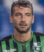Gian Marco Ferrari Sassuolo Calcio Spielerprofil Kicker