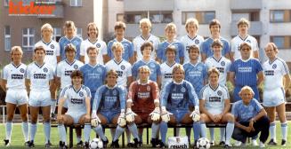 SpVgg Blau-Weiß 90 Berlin | Kader | 2. Bundesliga 1987/88 ...