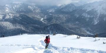 Reizvolle und leichte Skitour im Graswangtal: Auf die Scheinbergspitze