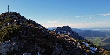 Anspruchsvoll: Bergtour auf den Hochstaufen