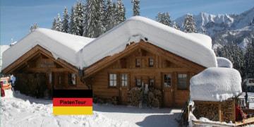 Pistentour zur Drehmöser 9 von Garmisch-Partenkirchen