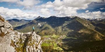 Gipfeltraumtour auf den Leonhardstein