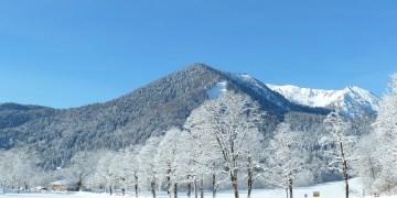 Klassiker über dem Tegernseer Tal: Pistenskitour auf den Hirschberg