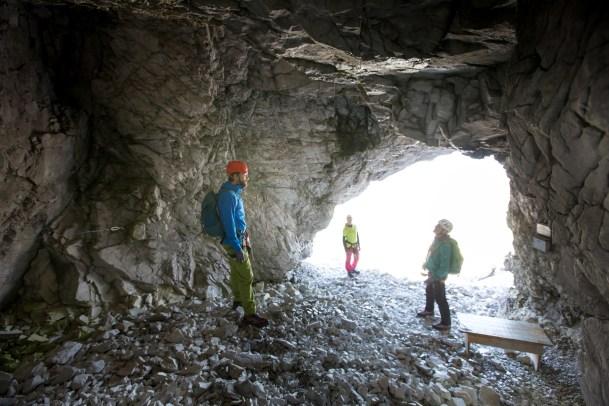 Gauablickhöhle