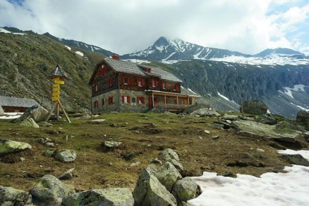 Der Nationalpark Hohe Tauern: hübsche Heimat des Arthur-von-Schmid-Hauses