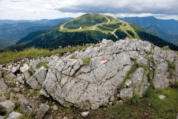 Wanderung Trodo dei Fiori - aussichtsreich und besonders familienfreundlich